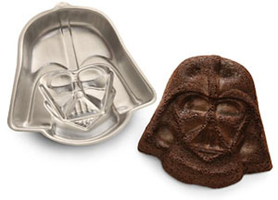 ThinkGeek :: Darth Vader Cake Pan