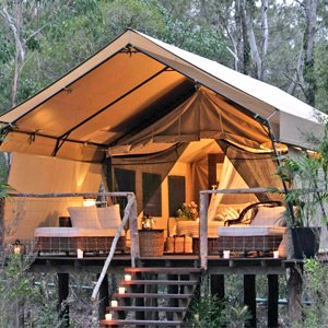 Paperbark Camp - Jervis Bay, South Coast NSW, Australia
