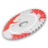 ThinkGeek :: Sawblade Throwing Disc