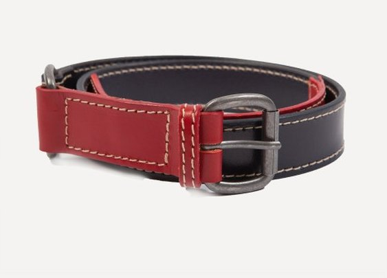 CRAFTSMAN LEATHER BELT IN HAVEN