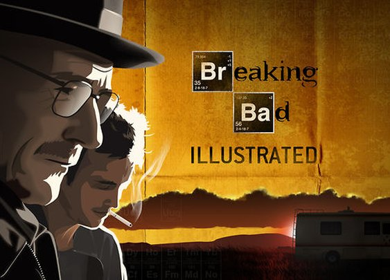Breaking Bad Illustrated on Vimeo