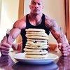 The Rock vs. 12 Pancakes - Imgur