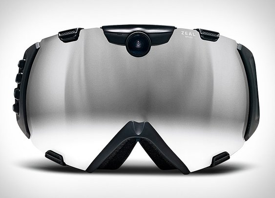 ZEAL iON HD Camera Goggle | Uncrate