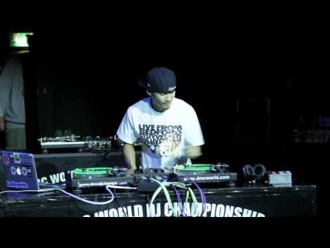 Let DJ Izoh, world champion turntablist, play us into the weekend | Video | 6:06