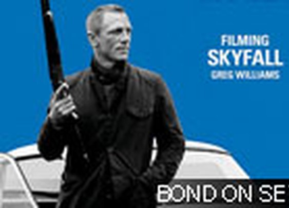 Bond On Set | Filming Skyfall