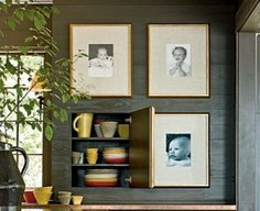 Secret Cabinet Behind Picture Frames   StashVault