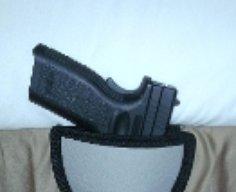 Concealed Mattress Gun Holster