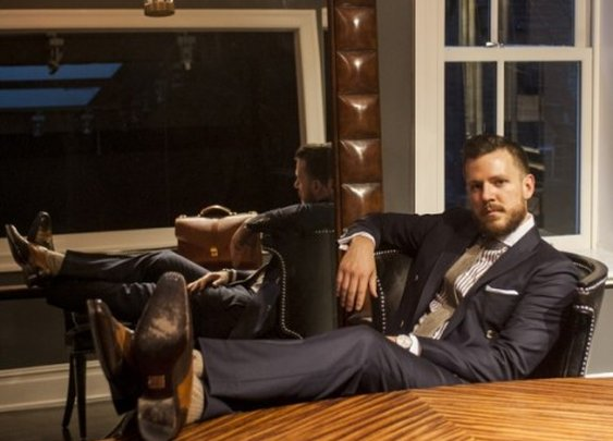 TSBmen - the new home of The Style Blogger