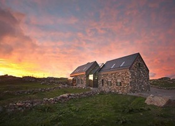 Weekend Cabin: Connemara, Ireland   Adventure Journal