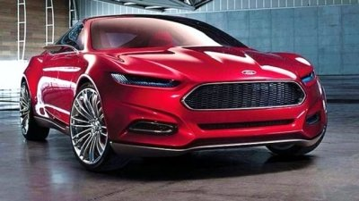 AUTOS: New-Look Mustang Due In 2014