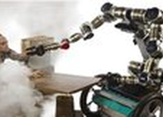 BBC News - US Navy funds 'MacGyver' robot that can create tools