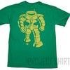 Ames Bros Man-Bot T-Shirt