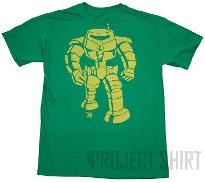 Ames Bros Man-Bot T-Shirt