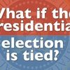 What If the Presidential Election is a Tie? - YouTube