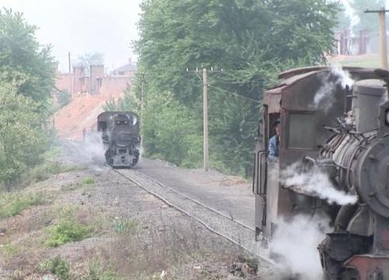 Olde Timey Steam Trains in China - Vimeo