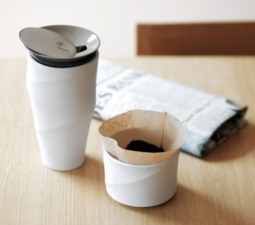 Wave Commuter Mug — Tools and Toys