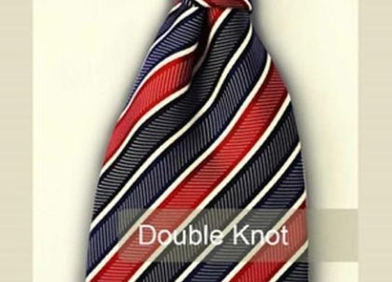 How to knot your tie