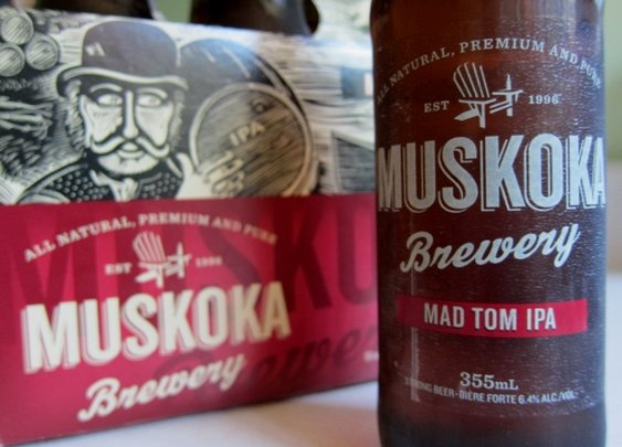 Muskoka Brewing Co.