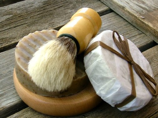 Shaving Set by DirtyDeedsSoaps