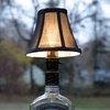 Gentleman Jack Whiskey Bottle Lamp by kingston6studio on Etsy
