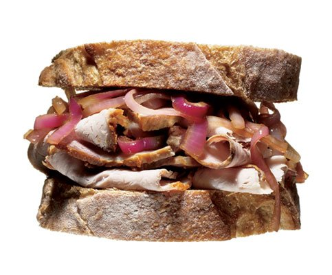 Gourmet Sandwiches for Guys