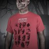 Jinx Walking Dead Faces T-Shirt