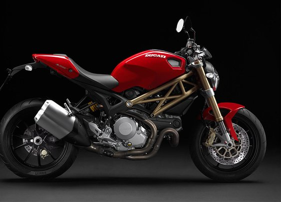 Ducati Monster 20th Anniversary Motorcycle | Uncrate
