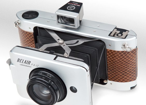 Belair X 6-12 - New medium-form camera from LOMO