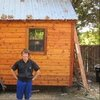 Teen tiny house builder Austin Hay finishes dorm on wheels - YouTube