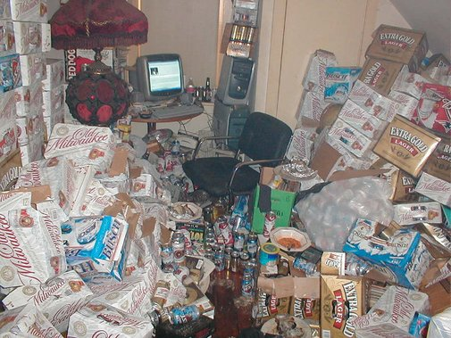 The Most Depressing Home Offices