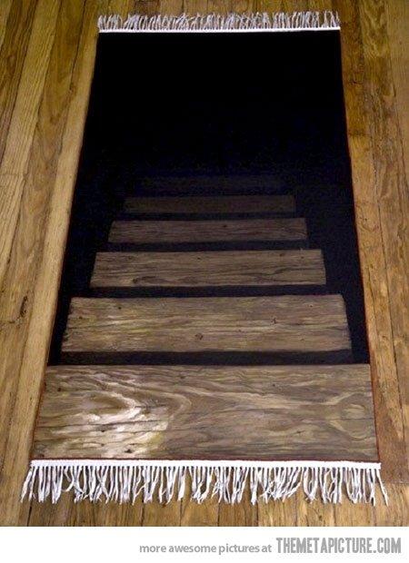 Rug Stairs