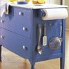 4 ways to Upcycle your old dresser into a kitchen island   FoodOddity