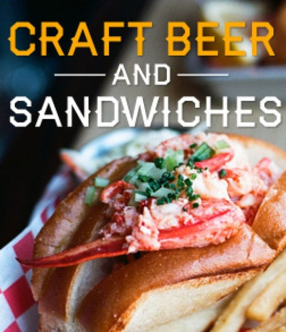 Beer and food feature six classic for Craft beer and food