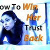 How To Win Her Back Without Feeling Like You Caved