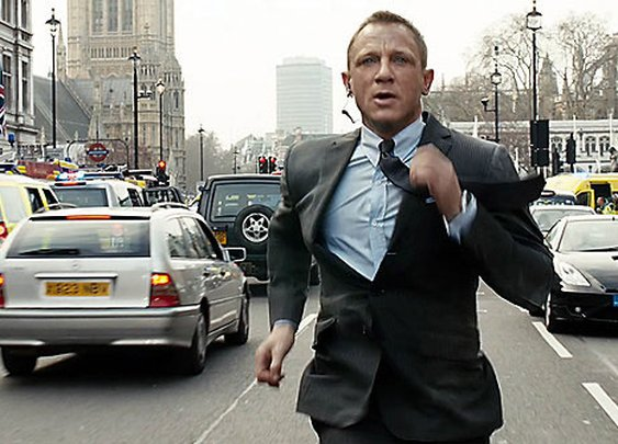 "New film: ""Skyfall"": Full circle 