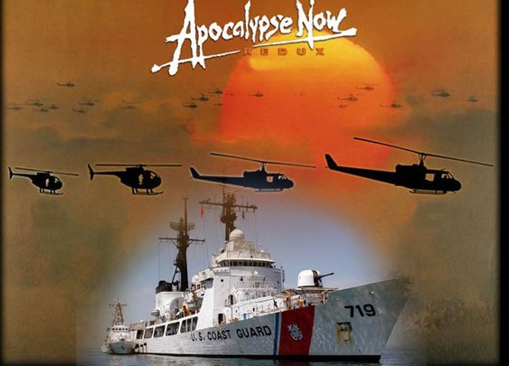 Coast Guard Finally Shoots Something | The Duffel Blog