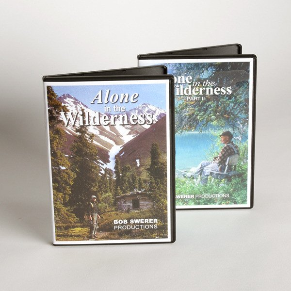 Alone in the Wilderness (DVD)