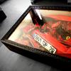 Totaled Ferrari Turned Coffee Table