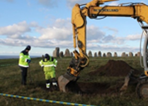A Swedish Stonehenge? Stone Age Tomb May Predate English Site