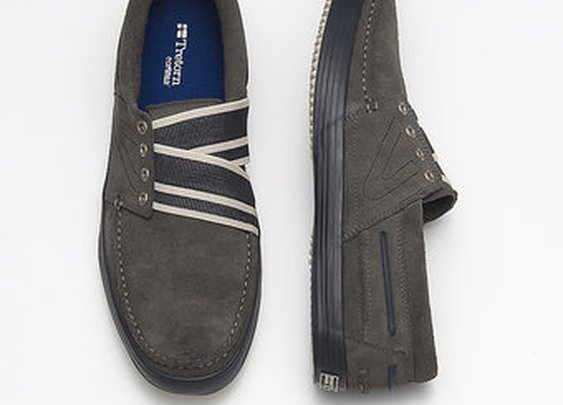 Bligh Suede - Men's Gray Shoes | Tretorn.com