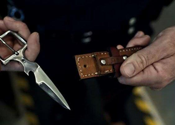 Bowen Belt Knives   Cool Material