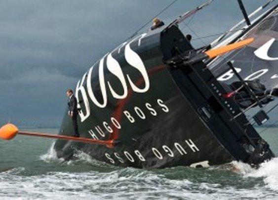 Sailing. Like a Boss.