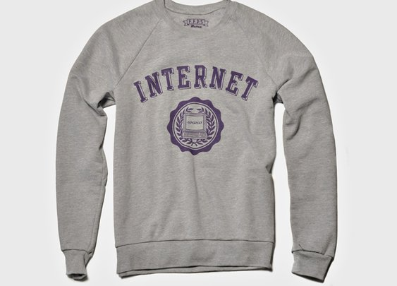 The Internet Sweatshirt | Cool Material
