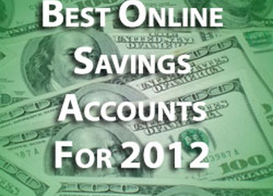 The Best High-Yield Online Savings Accounts For 2012