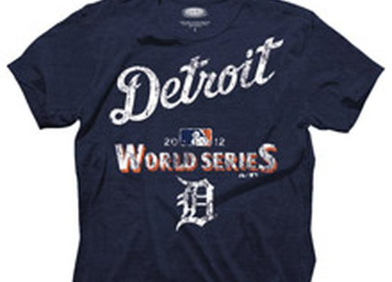 Detroit Tigers 2012 World Series Bound Triblend T-Shirt - MLB.com Shop
