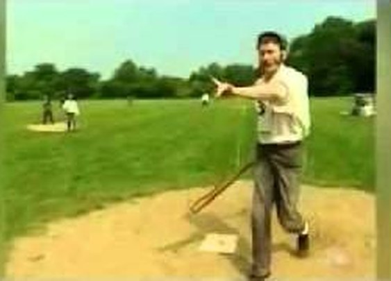 Olde Timey Baseball with Conan O'Brien