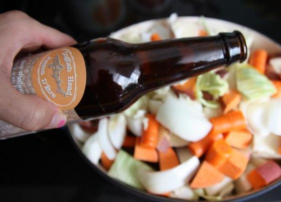 Dogfish Head Beer Braised Pot Roast | Washington's Green Grocer