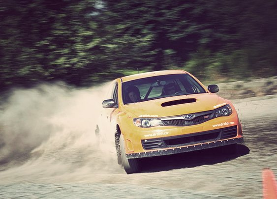 DirtFish Rally School | Gallivant