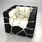 The Vuzzle Chair by Christopher Daniel