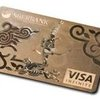 Visa makes the world's first Jewel-encrusted solid gold companion card